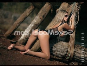 Chaya massage naturiste escorte girl
