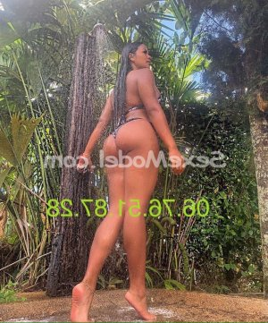 Arlette escorte girl massage érotique
