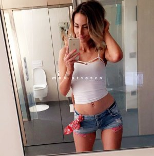 Maelhys escorte girl massage érotique wannonce